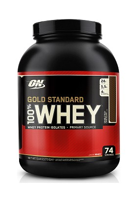 Optimum Nutrition Optimum Gold Standard Whey Protein Tozu 2273 Gr Karamel