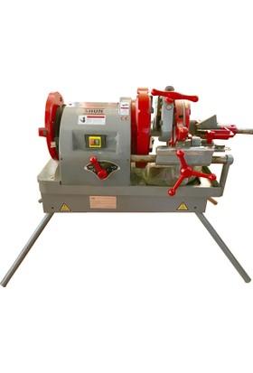 Shun 6'' Tezgah Tipi Pafta Makinası