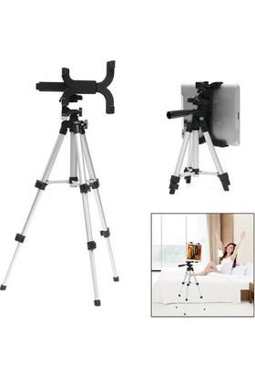 Markacase Üniversal Tablet Başlıklı Tefeng Tf-30 02Cm Kamera Ve Tablet Tripodu