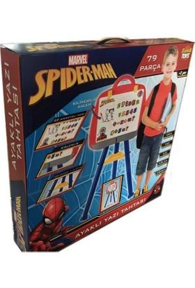 Marvel Spiderman Ayakli Yazi Tahtası 79 Parça Lisanslı