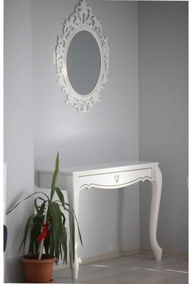 Te Home Lale Dresuar +Ayna Takımı