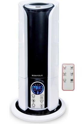 Norfolk Ultrasonik Hava Nemlendirici Ve Soğuk Buhar Makinesi Kumandalı