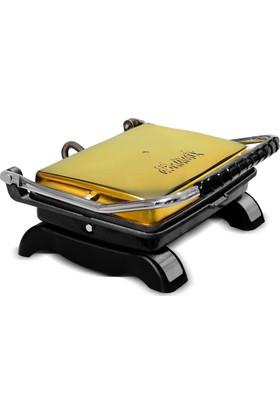 Dökümix Gold Döküm Organik Tost Makinesi 800W Ev Tipi