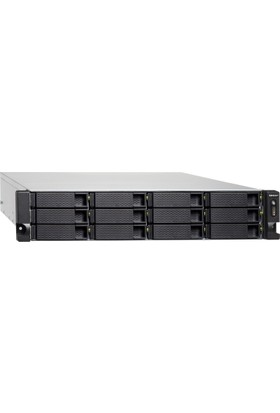 Qnap Ts-1263U-Rp 2U Rackmount Kit All İn One Turbo Nas Ts-1263U-Rp