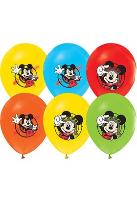 PartiBulutu Mickey Mouse Balon
