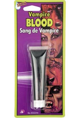 Cadılar Bayramı Kan Boya