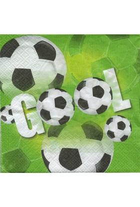 PartiBulutu Futbol Partisi Peçete