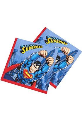 PartiBulutu Superman Kağıt Peçete