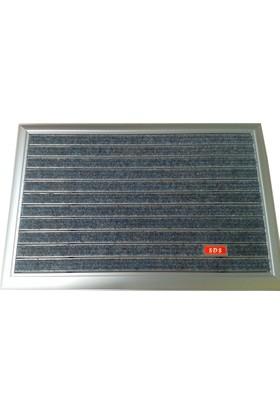 Sds 64*109 Cm Alüminyum Çerçeveli Halı Fitilli Paspas