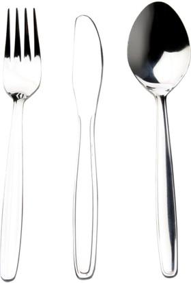 Develi Çelik Yemek Kaşık