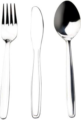 Develi Çelik Yemek Bıçak