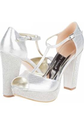 Primo Passo Kadın Abiye Ayakkabı