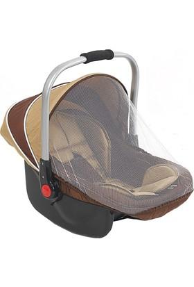 Happy Baby Plus Taşıma Oto Koltuğu - Kahverengi - Bej