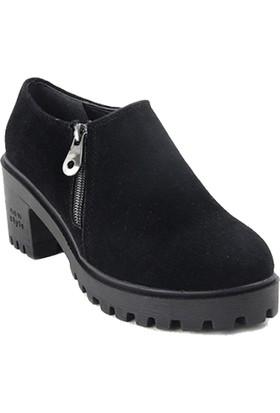 Bianca D35 Süet Casual Günlük Bayan Ayakkabı
