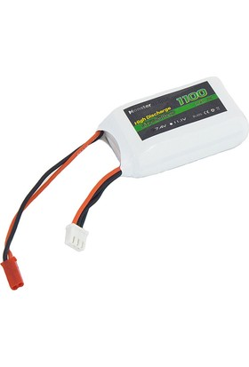 MONSTERTRONIC Lipo Batarya 1100 MAH 2S 20 C A1100