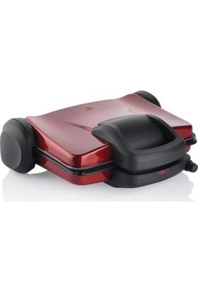 Schafer Tosthaus Tost Makinesi - Kırmızı