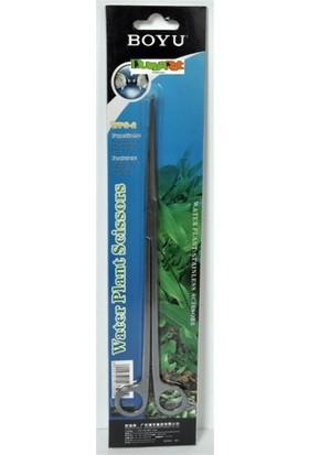 Boyu Eğik Uçlu Çelik Bitki Makası 25cm