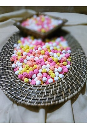 Yağmur Kuruyemiş Renkli Şeker Leblebi Denizli 100 gr