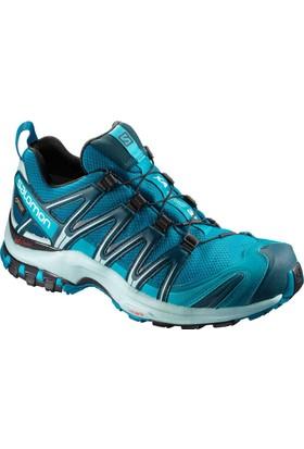 Salomon Mavi Kadın Trekking Ayakkabısı L39853500