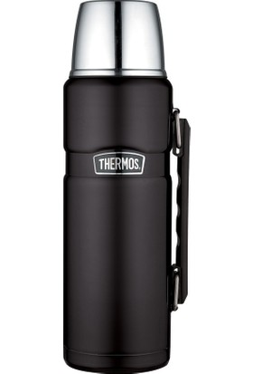 Thermos Sk 2010 Stainless King Large Matte Black 1.2 Lt. 192252 / Standart - Std