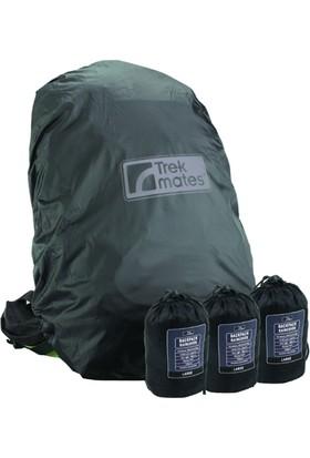 Trekmates Backpack Raıncover Çanta Yağmurluğu Stch51 / Siyah - M