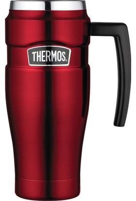 Thermos SK 1000 Çelik Mug Termos 470ml. Cranberry 126907 / STANDART - STD