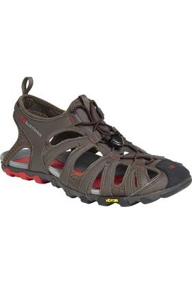 Karrimor Nevada Erkek Sandalet K704 / Grey/Red - 43