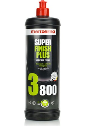 Menzerna Super Finish 3800 Hare Giderici 1lt.