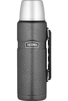 Thermos Sk 2010 Stainless King Large Hammertone 1.2 Lt. 192253 / Standart - Std