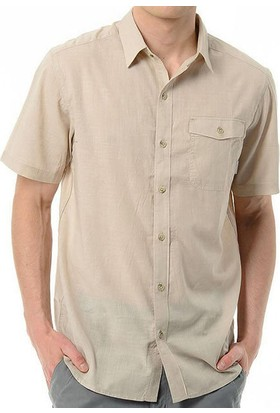 Columbia Am9002 Cory Edge Short Sleeve Solid Shirt