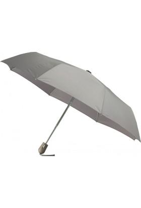 Go Travel Otomatik Şemsiye 825 / GRİ - STD