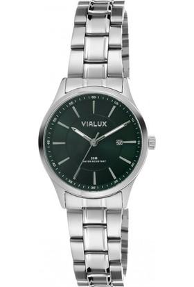 Vialux AJ560S-15SS Kadın Kol Saati