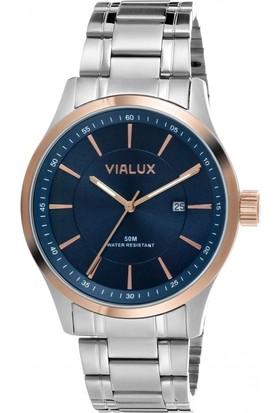 Vialux AS560S-11SR Erkek Kol Saati