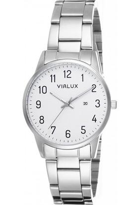 Vialux AJ550S-02SS Kadın Kol Saati