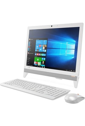 "Lenovo IdeaCentre 310-20IAP Intel Celeron J3455 4GB 1TB Windows 10 Home 19.5"" FHD All In One Bilgisayar F0CL006RTX"