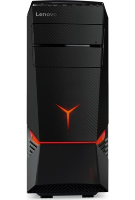 Lenovo Legion Y720T-34IKH ES Intel Core i7 7700 32GB 2TB + 256GB SSD GTX1070 Windows 10 Home Masaüstü Bilgisayar 90H50028TX