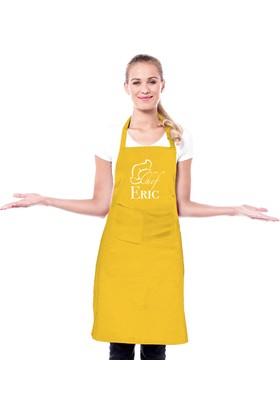 2M Tasarım Chef Önlük