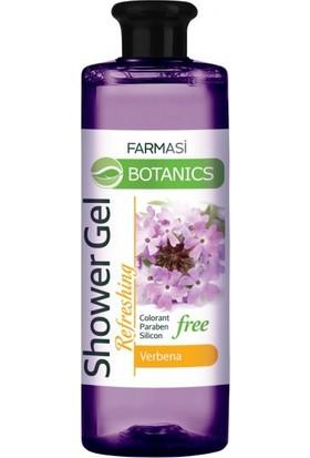 Farasim Farmasi Botanics Mine Çiçeği Özlü Tazeleyici Duş Jeli