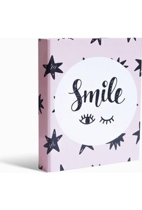 Juno Paper Juno Basic Planner - Planlayıcı - Tarihsiz Ajanda / Smile