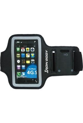 İron Body iPhone Kılıfı Kol Bandı 4981NS-30
