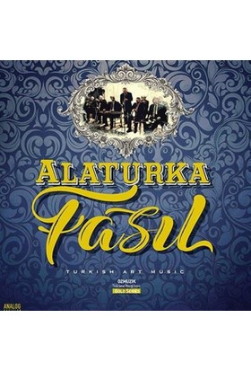 Various Artists - Alaturka Fasıl Plak