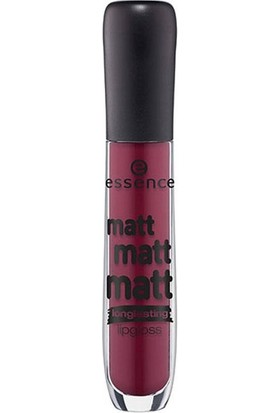 Essence Matt Matt Matt Longlasting Lipgloss 11