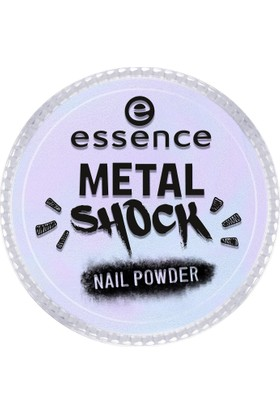 Essence Metal Shock Naıl Powder 02