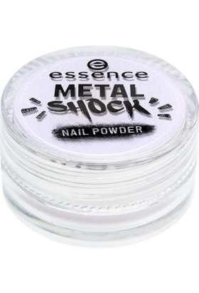 Essence Metal Shock Naıl Powder 05