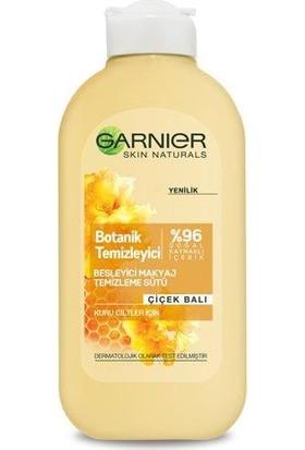 Garnier Botanik Temizleyici Besleyici Makyaj Temizleme Sütü Çiçek Balı 200 Ml