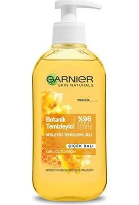 Garnier Botanik Temizleyici Besleyici Temizleme Jeli Çiçek Balı 200 Ml