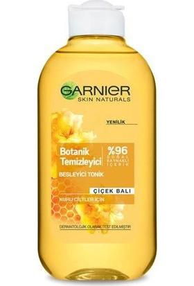Garnier Botanik Temizleyici Besleyici Tonik Çiçek Balı 200 Ml