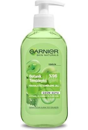 Garnier Botanik Temizleyici Rahatlatıcı Temizleme Jeli Üzüm Suyu 200 Ml