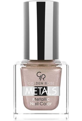 Golden Rose Metals Metallic Nail No:107