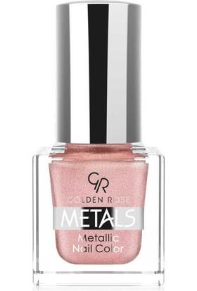 Golden Rose Metals Metallic Nail No:108